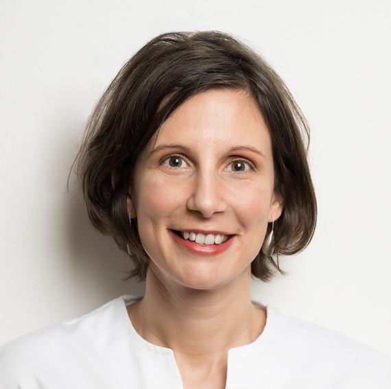 Portrait Dr. Rebecca Ertl