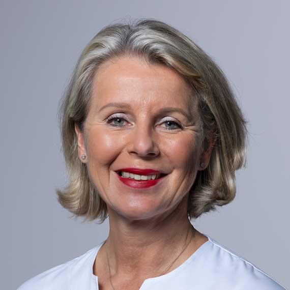 Portrait Univ. Doz. Dr. Katharina Schuchter
